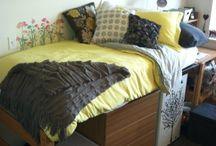 dorm ideas.  / by Stephanie Jerger