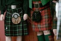 Real Men wear Kilts! / by Dawn Fraley