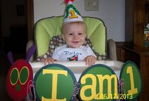 Owen's 1st Birthday! / by Ashley McGarry