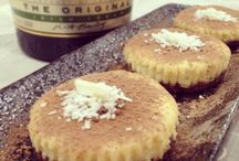 Mini Baileys Cheesecakes / Cheesecakes mini