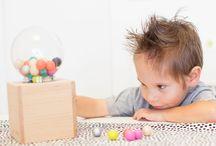 Holzspielzeug / Qualität liegt uns am Herzen. Daher findet ihr bei KidsWoodLove nur ausgewählte Produkte aus Holz. Schadstoffrei und FSC-zertifiziert. Für einen gesunden Spaß am spielen.