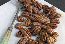 Gluten Free Recipes / All types of Gluten-Free recipes that include yummy Georgia Pecans.   Additional recipes available at www.GeorgiaPecans.org. / by Center for Pecan Innovation