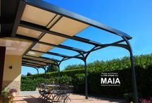 Outdoor Pergolas / Outdoor Pergolas