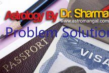 Visa Problem Solution Specialist Astrologer in India / Dr. Sharma gives Best Visa and Immigration problem Solutions by Astrology Visa Problem Solution Specialist in India one call can change your life +91 9879377778