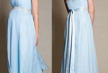 vestidos largos de fiesta embarazadas