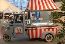 ice cream carts