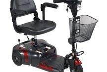 Mobility Equipment / Browse our selection of mobility scooters, canes, wheelchairs, walkers, and other products designed to help those who need assistance getting around. We sell everything from manufacturers like Drive Medical, Amara, and other leading mobility brands.