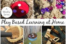 Nature Play for Infants and Toddlers / Ideas and tips for inspiring your babies and toddlers, to play and learn outdoors.
