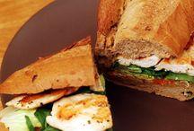 Sandviçler / Hızlı Mutfak sandviç tarifleri