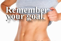 FITNESS, HEALTH & MOTIVATION / by Cindy Cochran-Clift