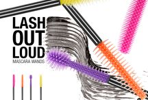 LASH OUT LOUD / Curl, Lengthen, Define, Volumize - what's your #LashOutLoud style? L.A.B.² has landed at ULTA! Pick up our NEW Lash Out Loud Mascara Wands in store by the checkout or online at ULTA.com.