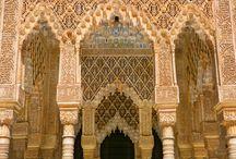 Tourism: Andalusia: Granada and Cordoba, Spain /  Granada and Cordoba, Spain. Turismo en Andalucia