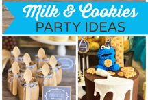 Ideas for Gage's 1st Birthday / by Michelle Herrin