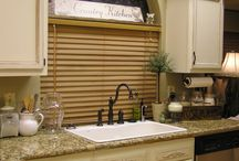 Kitchen Ideas / by Lanie Ridgway