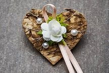 stužky pre svadobných hostí