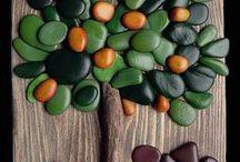 Kameny obrazky kyticky