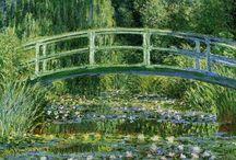 Monet art