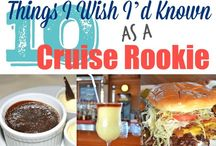 Travel: Cruises / All things about travel by cruise ships!