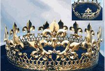 Crowns & Kings / by Daniel Guzmán