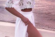 bikini üstü veya elbise
