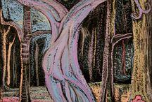 "Avarice Short Film / Artwork and stills from my short film ""Avarice"""