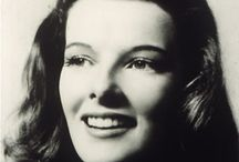 """Kate / """"If you obey all the rules, you miss all the fun."""" Katherine Hepburn / by Donna Ahrendsen"""