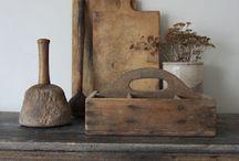 primitive wood love