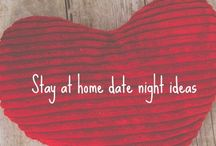 Friday date night / Date night things special for two lovers