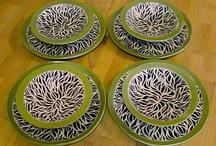 Ceramics/Clay/Faux Bois/etc