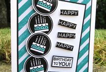 Stampin Up - Amazing Birthday