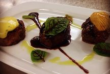 Food Pics / Creations whipped up by our talented Chef's at the Old Mill