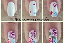 nail designs / by Jennifer Latsch