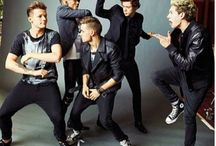 I ♥ ONE DIRECTION!! / by ♥Liberty loves you♥