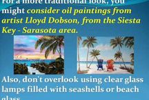 Coastal & Beach Art / http://www.LloydDobsonArtist.com  Coastal and beach oil paintings