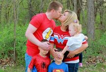 Family Pictures / by Tracey Folks Bolin