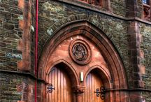 Doors from Around the World / Interesting doors from other parts of the world.