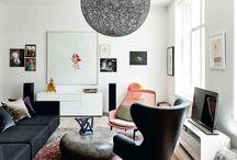 365 * Woonkamers / Een kijkje in verschillende woonkamers met ieder zijn eigen stijl!