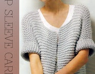 Knitted Cardis