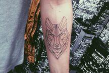Vlčie Tetovania