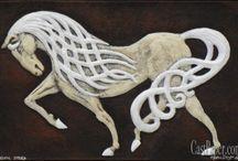 l'art des chevaux