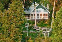 Lake House Exterior