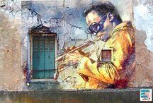 Street Art Music