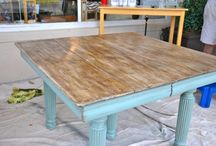 Refinishing / by Chris Cole