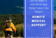 Wherever you go, take a doctor in your pocket