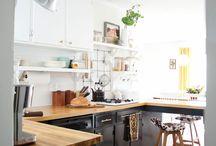 Кухня. Столовая.