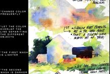 Tom Lynch Watercolour Lessons / Watercolour Lessons from Tom Lynch (watercolor)