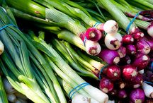 Spring Recipes and Produce!