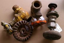 Pieces To Play With / Parts, pieces, & imperfect objects for DIY projects and creative decorating / by Fair Oaks Antiques