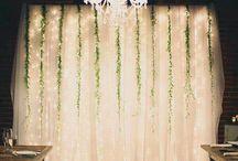 Sangeet backdrop ideas
