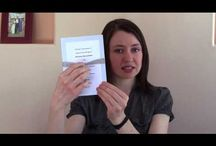 Video's: Quick and Easy Instructions to Creating Your Own Amazing Invitations / Instructional videos for ribbon tying, printing instruction, assembly of our invitation kits.